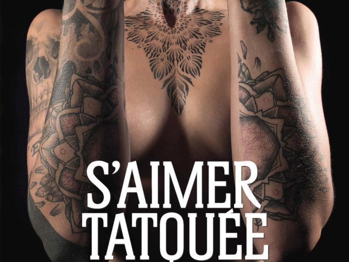Livre et exposition S'aimer Tatouée